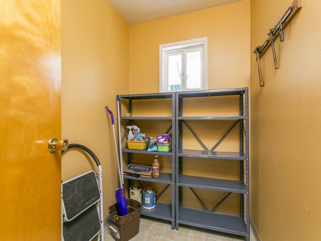 Additional Utility closet