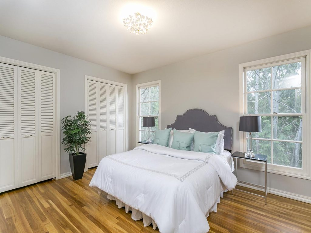 Master Bedroom on Main